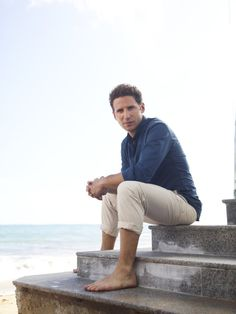 Mark Feuerstein as Hank Lawson on USA's Royal Pains