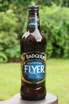 Bottled Beer of the World - pjb 13 - Picasa Web Albums - Badger Blandford Flyer 5.2%  Hall & Woodhouse Brewey Blandford St. Mary Dorset England