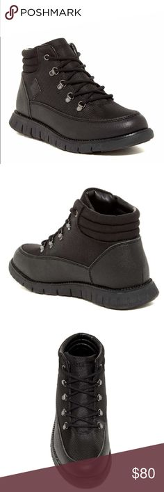 Cole Haan Hike Boots Cole Haan hiker boots in black. NWT. Cole Haan Shoes Boots