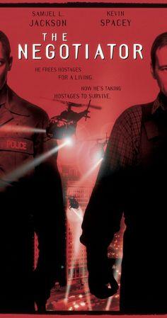 The Negotiator (1998) Samuel Jackson, Kevin Sacey