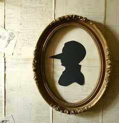 Altered silhouettes - easy & fun!