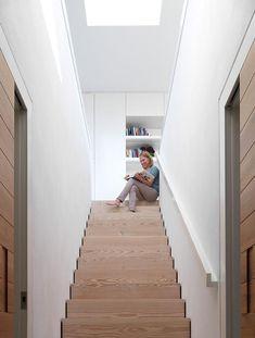Hanghaus? Bitte nur mit Treppe!