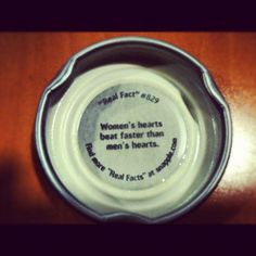 Snapple Cap Fact