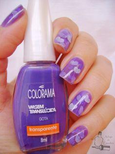 Adega de Esmaltes: Pond Manicure com Gota - Colorama