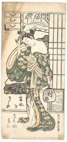 Ishikawa Toyonobu: