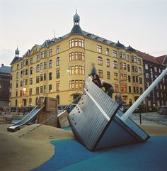 Monstrum Playgrounds, Copenhagen