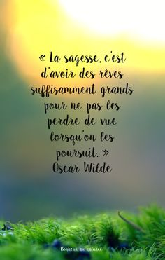 Quotes and inspiration QUOTATION – Image : As the quote says – Description Les fonds d& du bonheur – Bonheur au naturel Sharing is love, sharing is everything Positive Attitude, Positive Quotes, Positive Thoughts, Favorite Quotes, Best Quotes, Oscar Wilde Quotes, Quote Citation, French Quotes, More Than Words