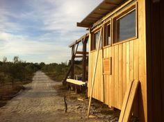 ecovastudesign / Modular Building - Rovinjsko Selo / exterior siding construction