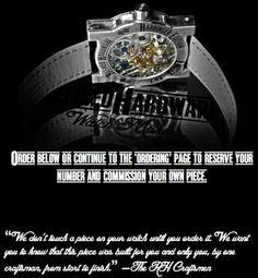 Harbinger...a California watch