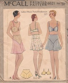 A Stitching Odyssey: #VintagePledge Inspiration - 1920s by A Few Threads Loose