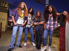 Megadeth...........