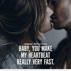 I saw you yesterda y and suddenly I became so fuckin' crazy. it's been 1 year,still I feel the same what I was feeling in the beginning.love you kitty😘😘😘 Romantic Quotes For Her, Sexy Love Quotes, Love Quotes For Girlfriend, Flirty Quotes, True Love Quotes, Boyfriend Quotes, Love Quotes For Him, Life Quotes, Romantic Couples