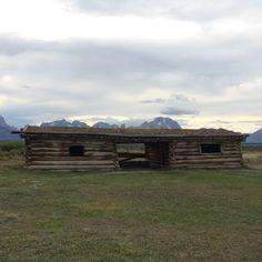 The Tetons, WY, USA