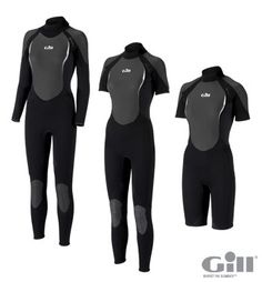 Women's Siren Wetsuits by Gill