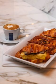 The remaining piece of Eataly's puzzle of food offerings is here: Caffé Lavazza is open. Italian Style, Dallas, Day, Breakfast, Puzzle, Magazine, Food, Morning Coffee, Puzzles