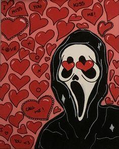 Aesthetic Art, Aesthetic Anime, Foto Cartoon, Ghost Faces, Hippie Art, Vintage Cartoon, Halloween Wallpaper, Pics Art, Wall Collage