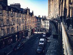 Feels like Diagon Alley.  . . . . .  #ig_scot #createcommune #mytinyatlas #exploringtheglobe #aroundtheworldpix #thecreative #ig_masterpiece #citybestpics  #instapassport #city_explore #scotspirit #visualmobs #seemycity #campinassp #forahappymoment #travelon #agameoftones #travelog #flashesofdelight #guardiancities #theglobewanderer #illgrammers  #citylimitless #shotaward #heatercentral #lovegreatbritain #photosofbritain #igersedinburgh #thisisedinburgh #harrypotter Diagon Alley, Travelogue, Great Britain, Cool Pictures, Feels, Harry Potter, Street View, Explore, City
