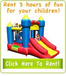 Item 1 - Bouncy Castle Promotion
