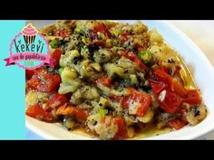 Közlenmiş Patlıcan Salata Nasıl Yapılır? - YouTube