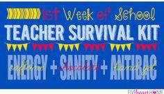 Free kit for teachers