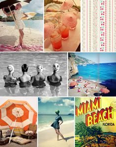 Mood Board Monday: Vintage Summer Inspiration From HGTV's Design Happens Blog (http://blog.hgtv.com/design/2013/05/20/mood-board-monday-vintage-summer-inspiration/?soc=pinterest)