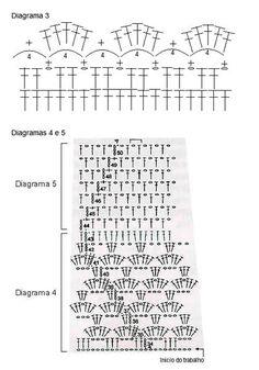 Вязание крючком: Модельная подборка со схемами (1) - Вяжем сети - ТВОРЧЕСТВО РУК - Каталог статей - ЛИНИИ ЖИЗНИ