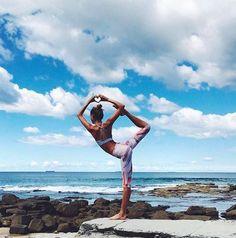 Yogi goals & yoga inspiration.