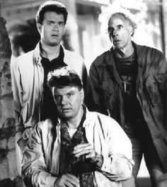 Bruce Dern,Tom Hanks, and Rick Ducommun in The Burbs 1989 The 'burbs, Tom Hanks, Movies Showing, Back In The Day, Horror Movies, Actors & Actresses, Movie Tv, All About Time, Cinema