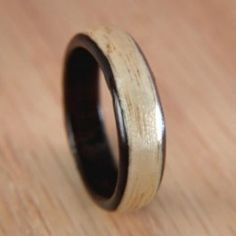 Simply Wood Rings.