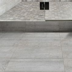 Carrelage int�rieur Industry en gr�s c�rame �maill�, gris, 30x60cm 27.95€/m² leroy merlin