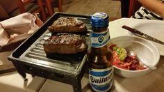 Bife Chorizo - El Quincho del Tio Querido - Puerto Iguazu - Argentina