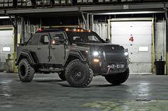 Terradyne Gurkha RPV Civilian Edition