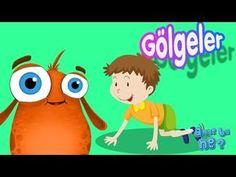 Gölgemiz Nasıl Oluşur? | Okul Öncesi Eğitici Animasyon | Anne Bu Ne? - YouTube