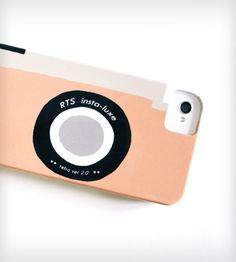 "Adore the ""camera"" cases!"