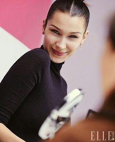 Bella Hadid for Elle Korea