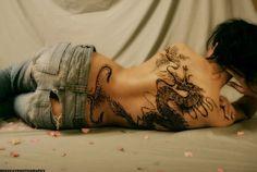 #tattoo #tattoos #ink #inked , backpiece