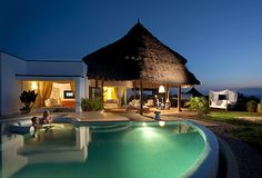 Africa - Zanzibar, Star of the East resort