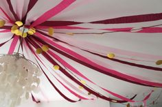 Lotts and Lots | Making the everyday beautiful: DIY - Easy party decorations