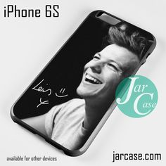 Louis Tomlison Smilling Phone case for iPhone 6/6S/6 Plus/6S plus