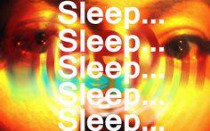 Ubé blog: Uberías : Sleep... Sleep... Sleep...