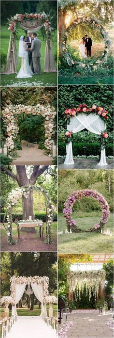 amazing 17 Genius Outdoor Wedding Decoration Ideas #weddingdecoration