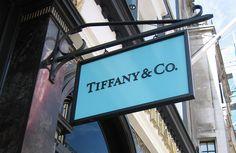 Tiffany & Co. sign