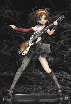 Suzumiya Haruhi | Suzumiya Haruhi no Yuutsu #garagekit #figure #anime