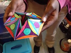 How to Make a Kaleidocycle