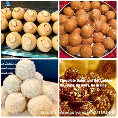 Collection of Easy and Quick Laddoo Recipes – Food, Fitness, Beauty and More Easy Indian Dessert Recipes, Indian Desserts, Indian Sweets, Indian Food Recipes, Holi Recipes, Navratri Recipes, Navratri Food, Diwali Recipes, Laddoo Recipe