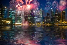 Celebrating New Year's Eve in Singapore,  Southeast Asia... #JetsetterCurator