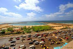 A Walk Through Four Season's San Stefano Beach, Alexandria