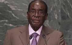 Zimbabwe group says two students arrested after Mugabe protest - http://zimbabwe-consolidated-news.com/2016/09/29/zimbabwe-group-says-two-students-arrested-after-mugabe-protest/
