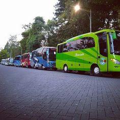 Bus Pariwisata Jogja Terbaru, Sewa Bus Jogja Murah Telp 082243439356
