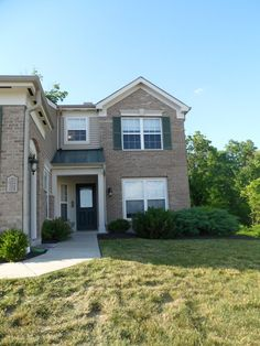 Lexington Run condo located at 1374 Twin Spires. 2 bedroom/2 bath and  priced at just $129,000.